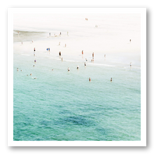 "Load image into Gallery viewer, ""JE PREND LA VAGUE"" by Nicolas Le Beuan Bénic / FREE SHIPPING"