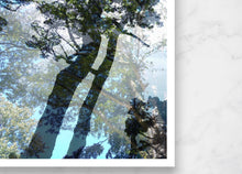 "Load image into Gallery viewer, ""L'ARBRE BLEU"" by Nicolas Le Beuan Bénic / FREE SHIPPING"