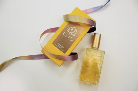 Higher-self citrine bath and body crystoil