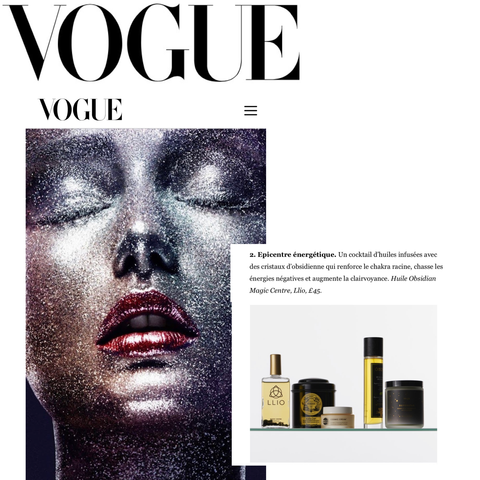 Vogue Paris auto_awesome Did you mean: Comment se connecter au cosmos ?  volume_up 35 / 5000 Translation results How to reconnect to the cosmos?