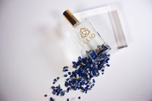 Load image into Gallery viewer, Crystal Clear Lapis Lazuli Hand Sanitiser