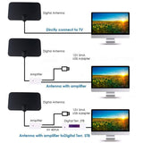 Box Digital TV Antenna 4K
