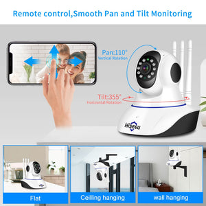 Smart Camera Wireless