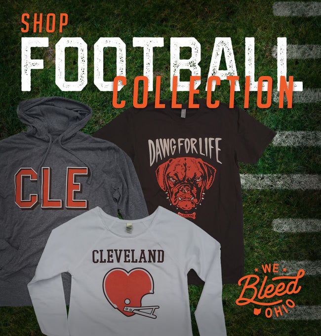 WeBleedOhio - High quality, Ohio and sports themed tshirts and apparel