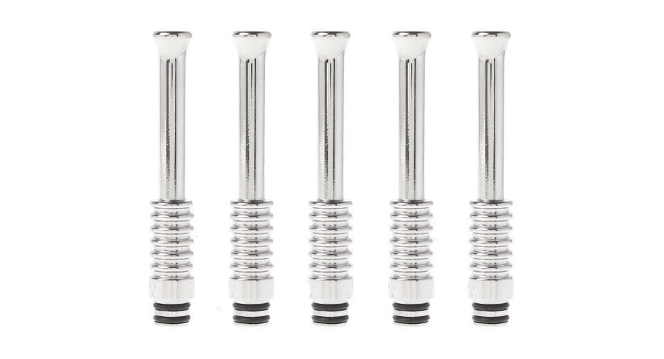 Stainless Steel 510 Drip Tips (70mm)