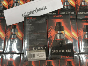 Authentic Smok TFV12 Cloud Beast King Tank Newest