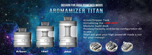 Load image into Gallery viewer, Steam Crave Aromamizer Titan RDTA In Stock
