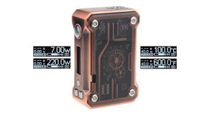 Authentic Tesla Punk 220W Box Mod In Stock