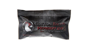 Authentic Wick 'N' Vape Cotton Bacon V2.0 for E-Cigarettes (10pc)