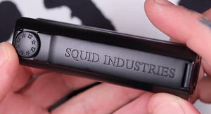 Squid Industries Double Barrel V3 VW Box Mod In Stock