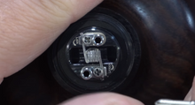 Load image into Gallery viewer, Intake MTL RTA By Augvape&Mike Vapes