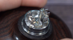 Yachtvape Claymore Single Coil RDA