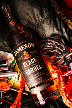 Jameson Black Barrel 700ml