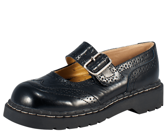 Brogue Mary Janes - DeadRockers