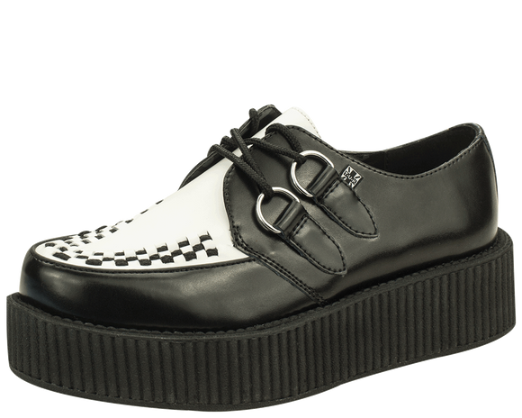 Classic Two-Tone Creepers - DeadRockers