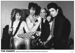 The Cramps Poster - DeadRockers