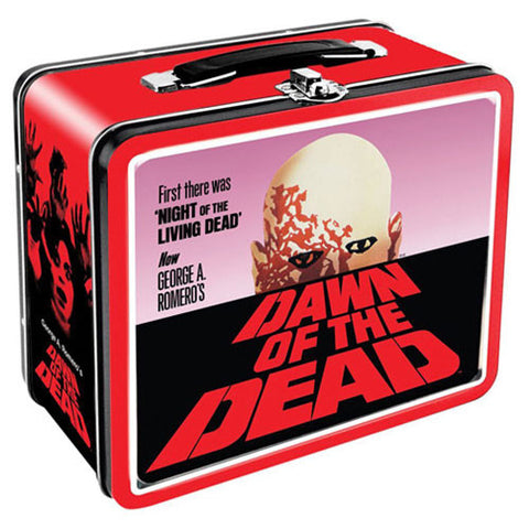 Dawn of the Dead Lunch Box - DeadRockers