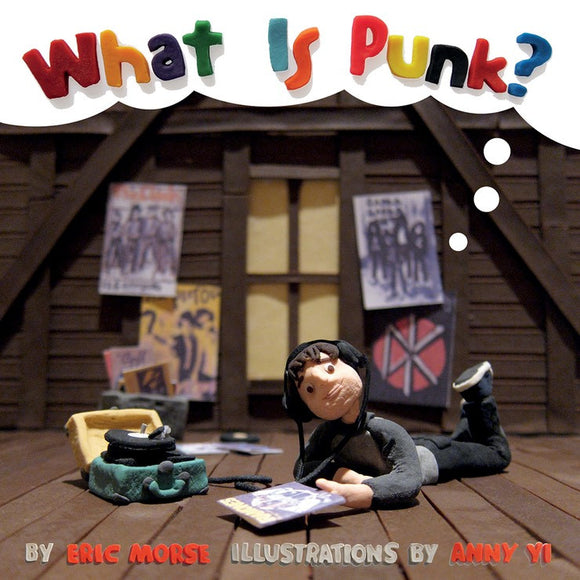 What Is Punk? Kids Book - DeadRockers