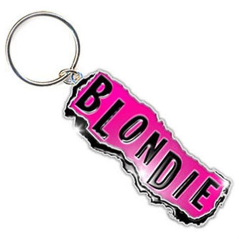 Blondie Key Chain