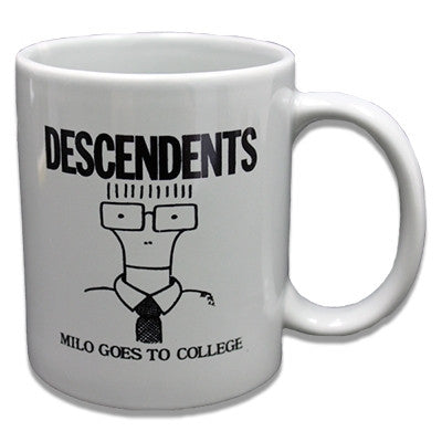 Descendents Milo Goes to College Mug - DeadRockers