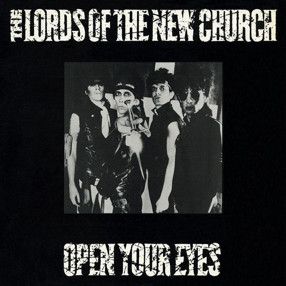 Lords Of The New Church, The - Open Your Eyes LP + 7