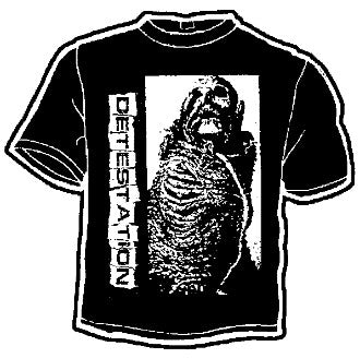 Detestation Band Tee - DeadRockers