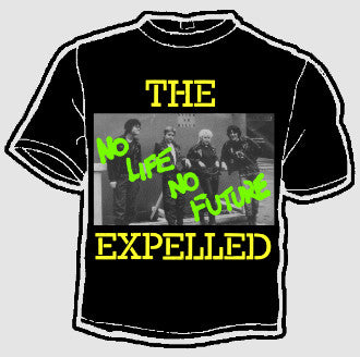 The Expelled Band Tee - DeadRockers