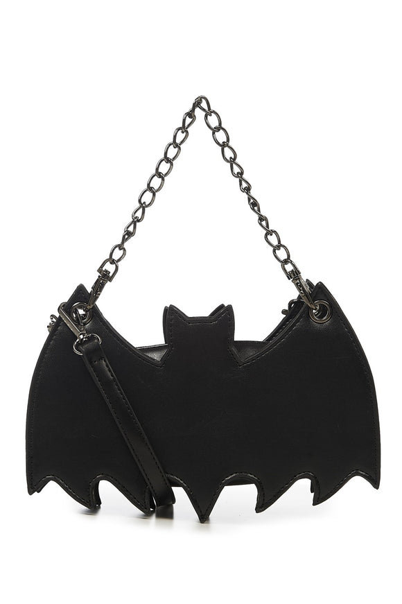 Black Batty Handbag