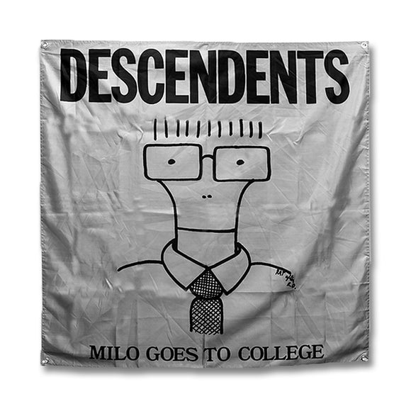 Descendents Milo Fabric Poster Flag
