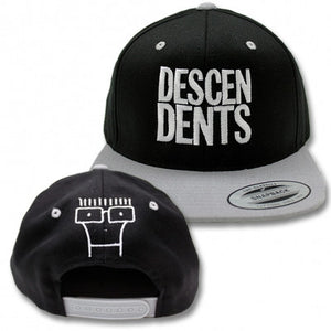 Descendent Snapback Hat - DeadRockers