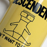 Descendents I Don't Want to Grow Up Mug - DeadRockers