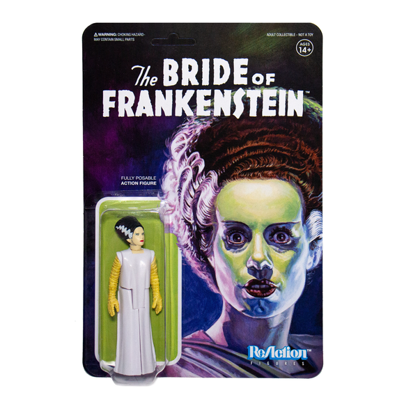Bride of Frankenstein ReAction Figure