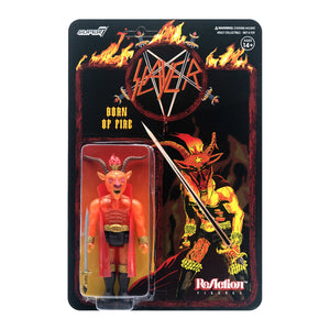 Slayer ReAction Figure - Born of Fire