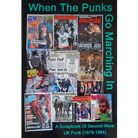 When The Punks Go Marching In Book