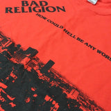 Bad Religion How Could Hell Be Any Worse Shirt