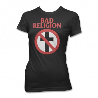 Bad Religion Cross Buster Tee