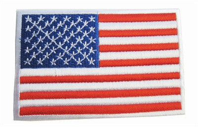 USA Flag Patch - DeadRockers