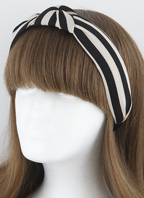 Striped Head Band