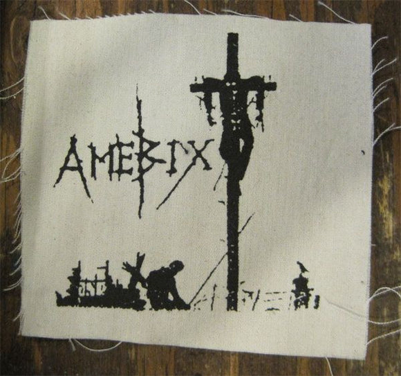 Amebix White Patch - DeadRockers