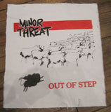 Minor Threat 'Out of Step' Back Patch - DeadRockers