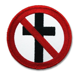Bad Religion Cross Buster Patch