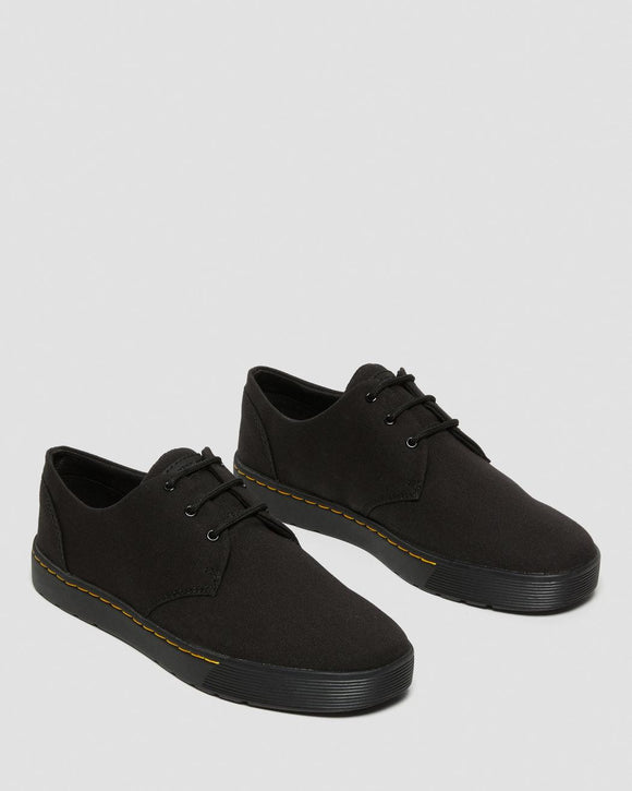 Cairo Low Canvas Shoes By Dr. Martens