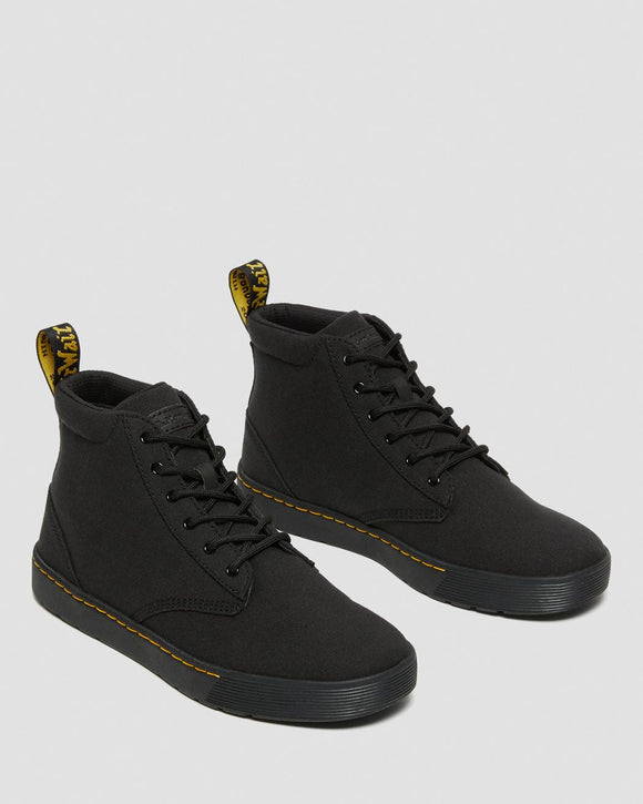 Cairo Canvas Chukka Boots By Dr. Martens