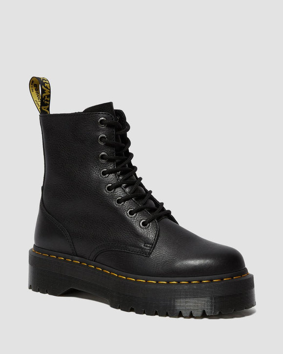 Jadon Pisa Leather Dr. Marten 8 Eye Boots