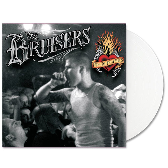 The Bruisers - A Up in Flames LP