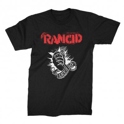 Rancid Let's Go Shirt