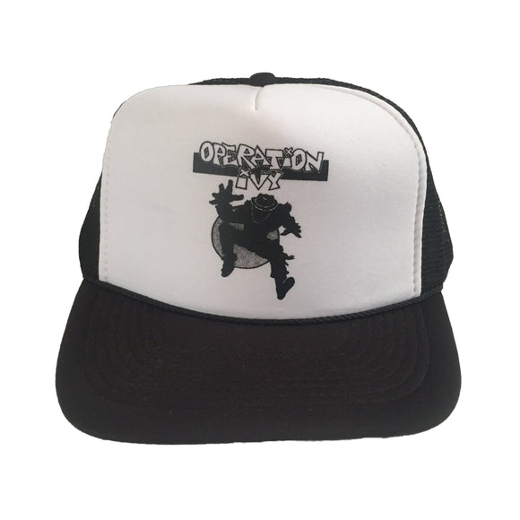 Operation Ivy Ska Man Trucker Hat