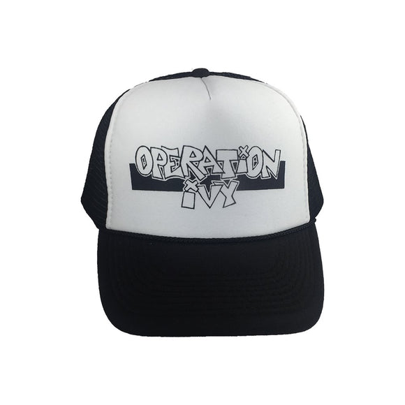 Operation Ivy Logo Trucker Hat