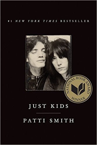 Just Kids - By Patti Smith - DeadRockers