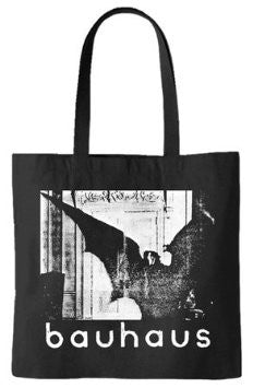 Bauhaus Tote Bag - DeadRockers